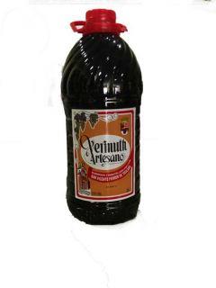 Garrafa de Vermut