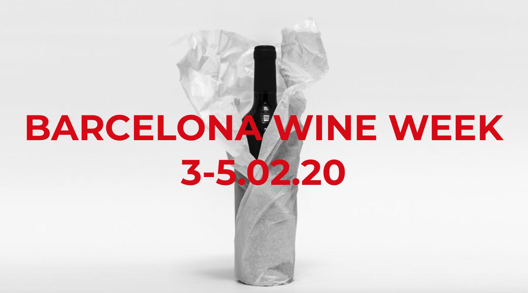 Bodega Teulada estará presente en la Barcelona Wine Week